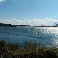 Photo taken at Lake Hamana by shamoji2009 on 2/24/2013