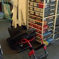 Photo taken at Freewheel Bike Shop by Raul P. on 4/6/2014