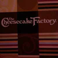 Photo taken at The Cheesecake Factory by Hannah B. on 7/22/2013