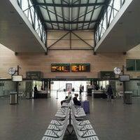 Photo taken at Estación de Segovia-Guiomar by Art V. on 10/24/2012