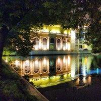 Снимок сделан в Чистые пруды пользователем Olga P. 5/20/2013