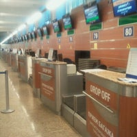 Photo taken at Check-in Area (D) by Olga P. on 11/7/2012