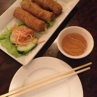 Photo taken at Saigon Cafe by Jomar on 12/23/2013