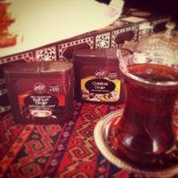 Photo taken at İzmirli Mahzen Cafe by Berre K. on 6/12/2013