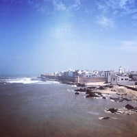Photo taken at Essaouira by Emel S. on 9/2/2017