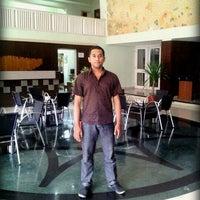 Photo taken at Universitas Katolik Parahyangan (UNPAR) by Bray2 on 1/29/2013