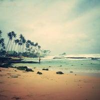 Photo taken at Koggala Beach Hotel by Лилия В. on 10/12/2013
