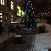 Photo taken at Финансовый университет при Правительстве РФ by Danya M. on 12/13/2012