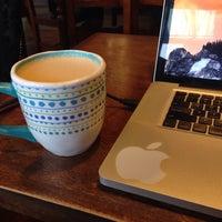 Photo taken at Marine View Espresso by Katie A. on 12/6/2014