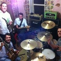 Photo taken at Papagaio Records by João Paulo B. on 9/24/2013