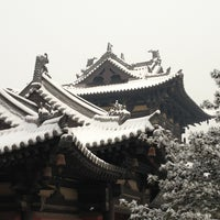 Photo taken at Hua Yuan Si by Victor G. on 1/20/2013