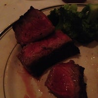 Photo taken at Benjamin Steakhouse by Jay d. on 12/7/2012