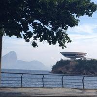 Photo taken at Praia das Flexas by Helen S. on 2/8/2013