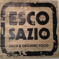 Foto scattata a Escosazio | Juice Bar da Vale Riano il 3/11/2015