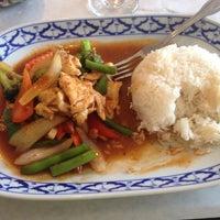 Photo taken at Thai Ginger by Sonya on 6/2/2016