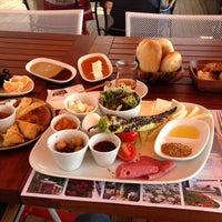 Photo taken at Kirpi Cafe & Restaurant by Imdat K. on 10/12/2013