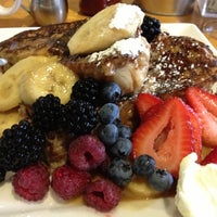 Photo taken at Portage Bay Cafe by Erin Y. on 9/22/2012