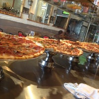 Photo taken at King of New York Pizzeria by Natalie P. on 11/3/2012