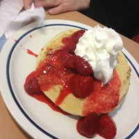 Photo taken at IHOP by Anya F. on 3/9/2013