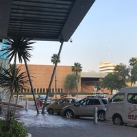 Photo taken at Hotel & Plaza Stadium by Adriana Cattaleya R. on 1/3/2018