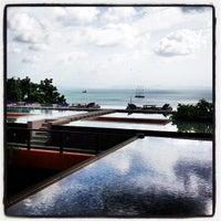 Photo taken at Baba Pool Club At Sri Panwa by Kasian S. on 9/21/2013