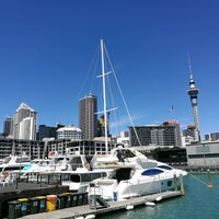 Photo taken at Auckland by Martin C. on 2/4/2017