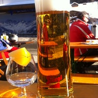 Photo taken at Trofana Alm by Marc H. on 2/27/2013