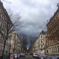 Das Foto wurde bei Waldstraßenviertel von Christof am 3/5/2017 aufgenommen