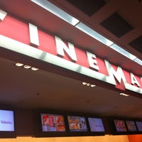 Photo taken at Cinemark by Lucélia S. on 11/11/2013