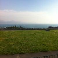 Das Foto wurde bei Esplanade de Montbenon von Andrea G. am 7/11/2013 aufgenommen