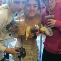 Photo taken at Dunkin Donuts by Lorraine-Lori J. on 4/24/2016