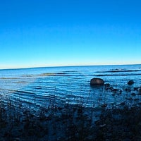 Photo taken at New Presque Isle Lighthouse by Tanya F. on 12/5/2015