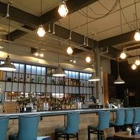 Photo taken at Sam's Brasserie & Bar by Will R. on 2/7/2013