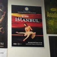 Photo taken at Shaman Dans Tiyatrosu by Özlem T. on 12/8/2012