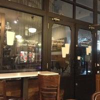 Photo taken at Starbucks by Shuhei Y. on 1/21/2013