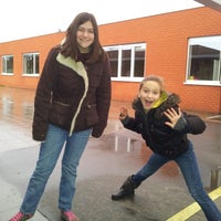 Photo taken at Vrije basisschool zevergem by Kristof D. on 2/21/2014