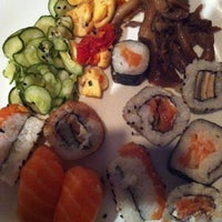 Photo taken at Toro Sushi & Grill by Thaisa C. on 10/17/2012