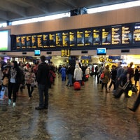 Photo taken at London Euston Railway Station (EUS) by Evgen3а on 5/11/2013