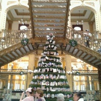 Снимок сделан в Quinta Casa de Correos (Palacio Postal) пользователем Ivaan D. 12/27/2012