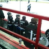 Photo taken at Columbia Ice Rink by kathleen k. on 9/30/2012