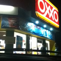 Photo taken at Oxxo by Majo on 12/3/2012