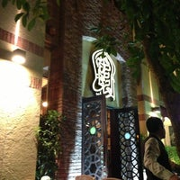 Photo taken at Samad Iraqi Restaurant مطعم صمد العراقي by Abdullah Elwan on 3/30/2013