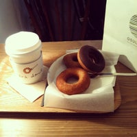 Photo taken at hara donuts by Hyoung-Won P. on 7/28/2013
