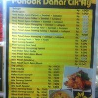 Photo taken at Food Court Diponegoro 37 by Matias Eddo A. on 4/6/2013