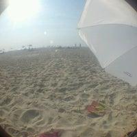 Photo taken at Praia De Maceda by Carolina P. on 7/6/2013