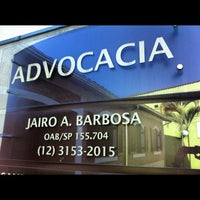 Photo taken at Jairo Barbosa Advocacia by Jairo Barbosa on 2/5/2013