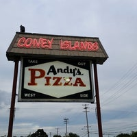 Photo taken at Andy's Pizza and Coney Island by Andy's Pizza and Coney Island on 12/15/2016