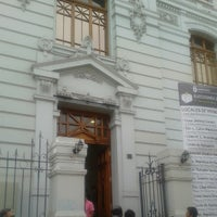 Photo taken at Liceo De Aplicación A-9 by Rodrigo C. on 11/17/2013
