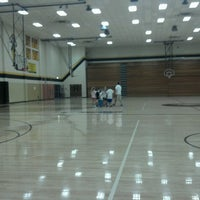 Photo taken at Owosso High School by Jeff P. on 11/10/2012
