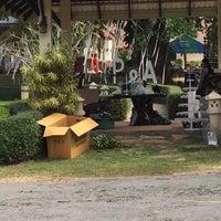 Photo taken at Pang Rujee Resort by Sirikul H. on 12/27/2014